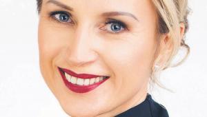 """Żaneta Auler mieszka i pracuje w Los Angeles, przewodniczka, podróżniczka. Napisała książkę """"7 dni w siódmym niebie"""" - fot. mat. prasowe"""