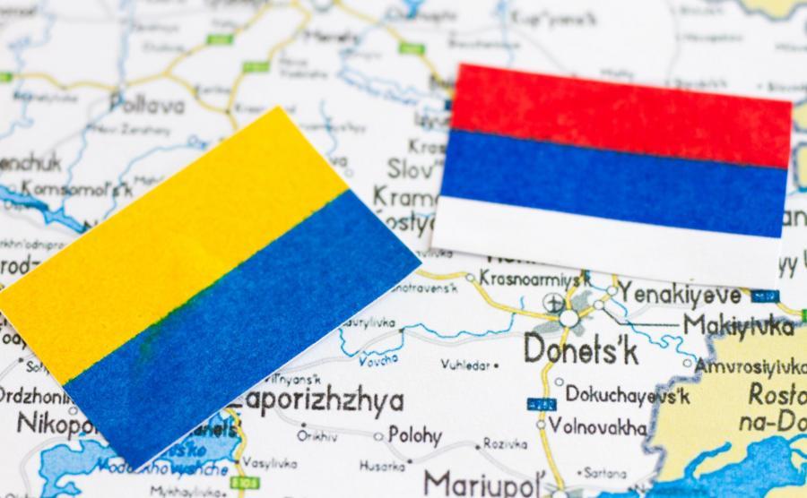 Rosja i Ukraina