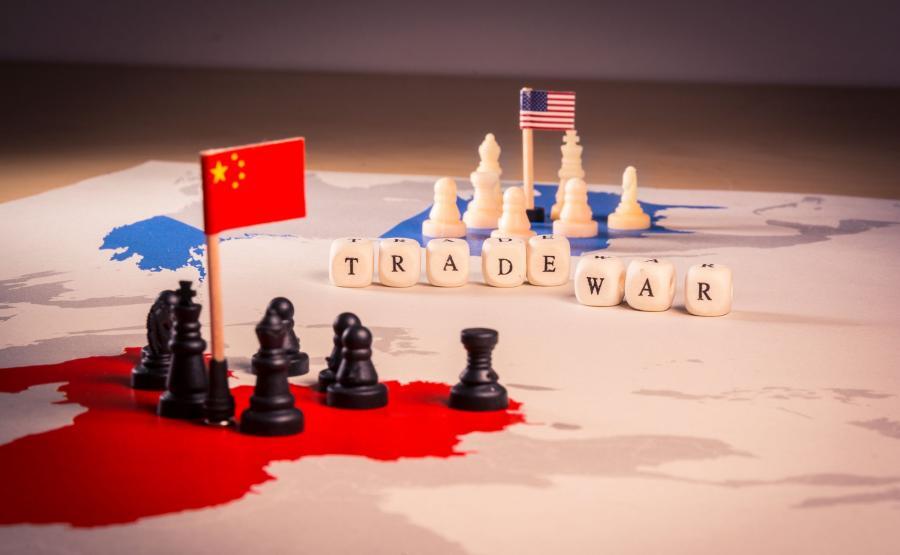 Wojna handlowa USA - Chiny