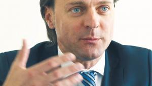 Iwan Gepting, prezes KTK Polska;  fot. Wojtek Górski