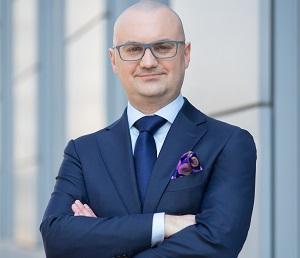 Rafał Jaczyński, Regional Cyber Security Officer CEE&Nordic z Huawei