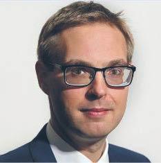 Jan Sarnowski, wicedyrektor departamentu podatków dochodowych w MF