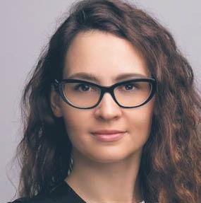 Justyna Orłowska, dyrektor GovTech Polska w KPRM