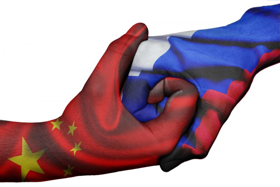 Sojusz Rosja - Chiny