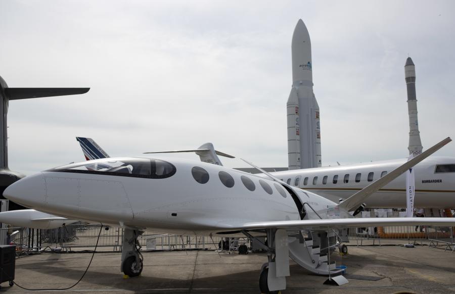 Alice Electric Aircraft produkowany przez izraelską firmę lotniczą Eviation