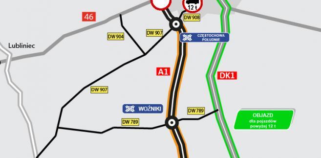 Autostrada A1 Dluzsza O 33 Km Jestesmy Na Dobrej Drodze Do