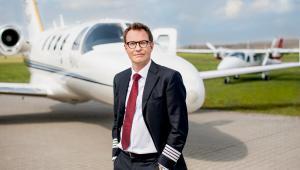 Jakub Benke - prezes Bartolini Air