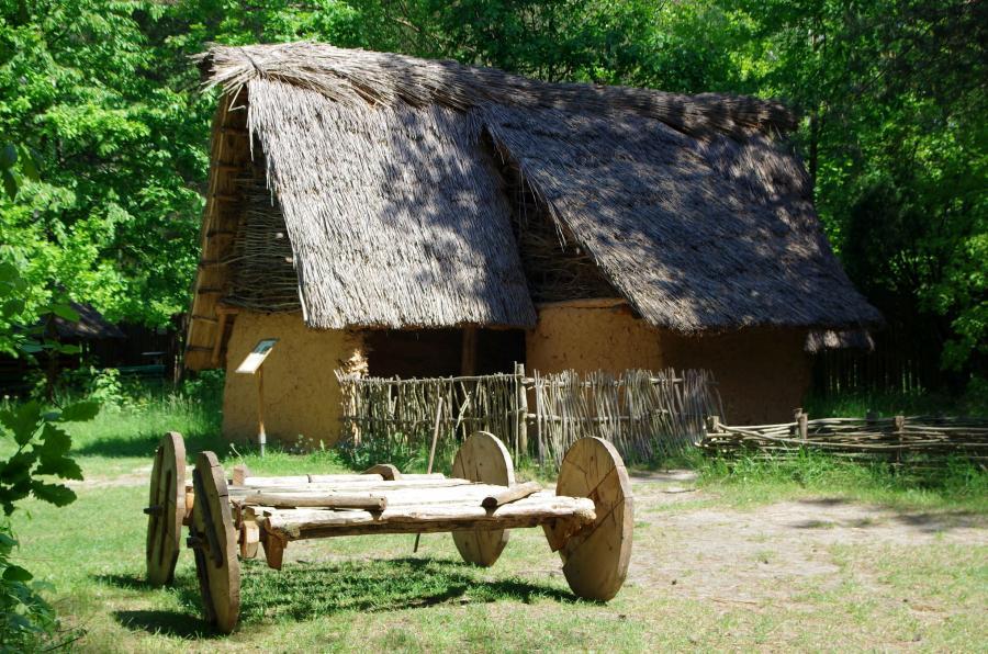 Rezerwat archeologiczny Krzemionki. Źródło: Wikipedia, autor zdjęcia: Jakub Hałun