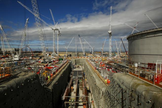Budowa elektrowni jadrowej Hinkley Point C
