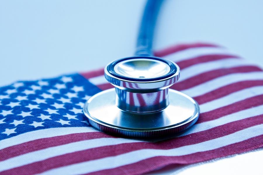 Służba zdrowia w USA. Ameryka. Zdrowie