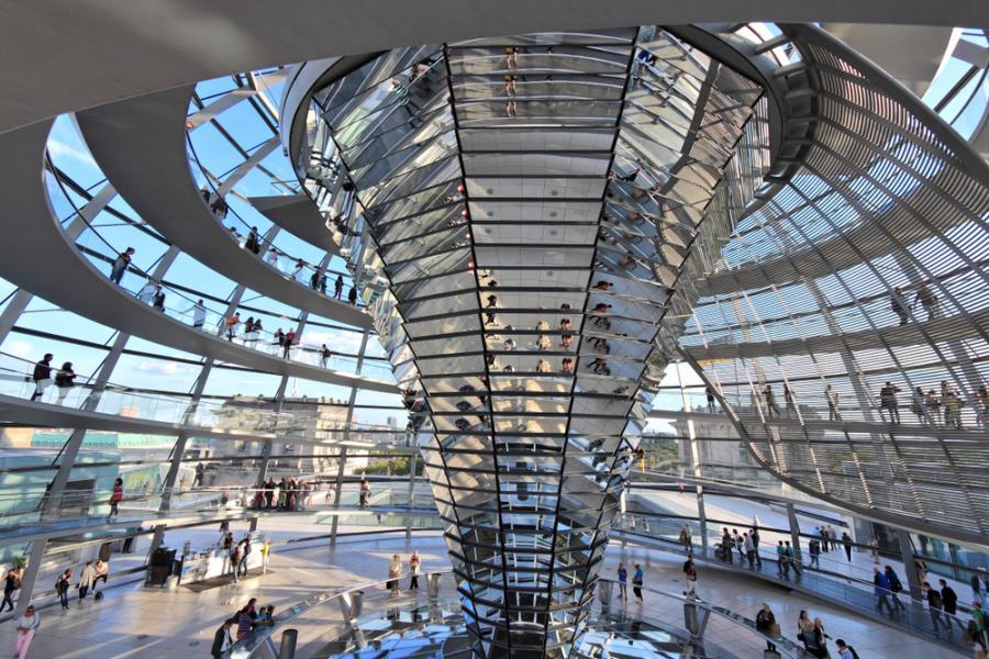 Niemcy, Berlin,  Reichstag