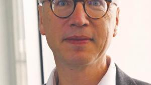 Peter Oliver Loew – niemiecki historyk i tłumacz z języka polskiego. Od października br. dyrektor Niemieckiego Instytutu Spraw Polskich w Darmstadt. fot. Grzegorz Lityński/materiały prasowe