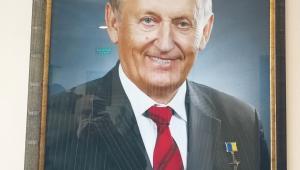 Wiaczesław Bohusłajew prezes Motor Siczy fot. Zbigniew Parafianowicz