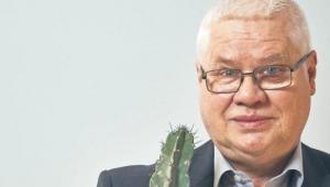 Jerzy Hausner polityk i ekonomista, profesor na Uniwersytecie Ekonomicznym w Krakowie, były wicepremier, minister gospodarki oraz pracy i polityki społecznej