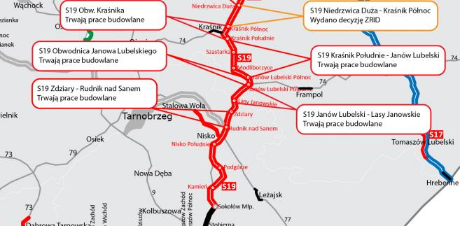 Via Carpatia Jest Pozwolenie Na Budowe Kolejnego Odcinka S19