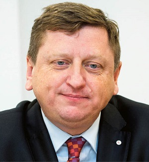 Robert Kuraszkiewicz, prezes zarządu, Bank Pocztowy