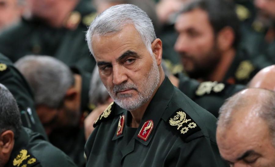 Irański generał Kasem Sulejmani