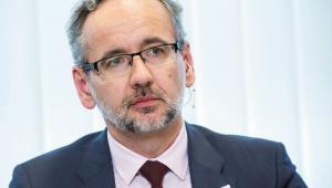 Adam Niedzielski, prezes Narodowego Funduszu Zdrowia; fot. Wojtek Górski