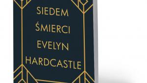 """Stuart Turton, """"Siedem śmierci Evelyn Hardcastle"""", przeł. Łukasz Praski, Albatros 2019"""