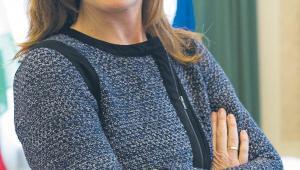 Judit Varga, minister sprawiedliwości Węgier. fot. Wojtek Górski
