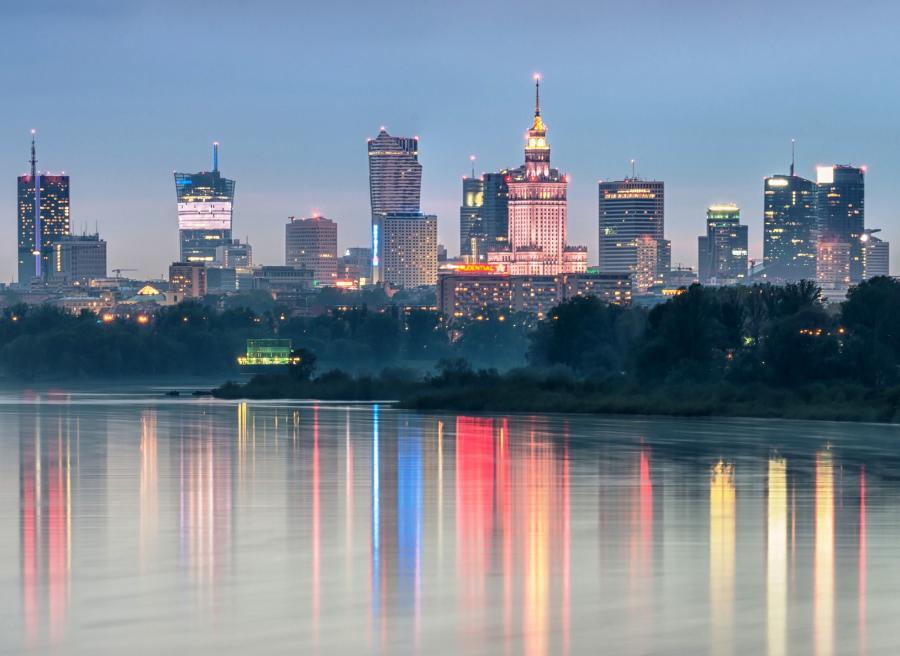Warszawa, źródło: Walter Herz