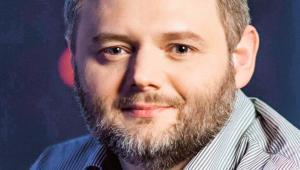 Franciszek Rakowski doktor nauk fizycznych z Interdyscyplinarnego Centrum Modelowania Matematycznego i Komputerowego Uniwersytetu Warszawskiego. Pracuje jako principal data scientist w Samsungu