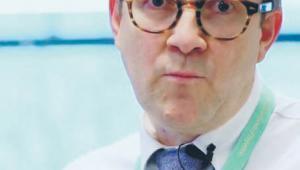 Pasi Penttinen, szef programu grypy i chorób zakaźnych układu oddechowego, Europejskie Centrum ds. Zapobiegania i Kontroli Chorób (ECDC) fot. Materiały prasowe