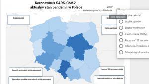 Koronawirus- Polska.