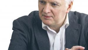 Lider Porozumienia Jarosław Gowin fot. Wojtek Górski